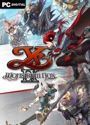 Ys IX: Monstrum Nox (2021) PC   Лицензия