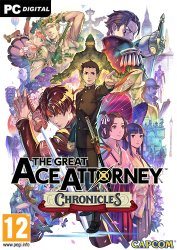 The Great Ace Attorney Chronicles (2021) PC | Лицензия