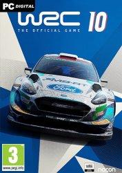 WRC 10 FIA World Rally Championship (2021) PC | Лицензия