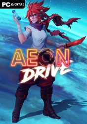 Aeon Drive (2021) PC | Лицензия