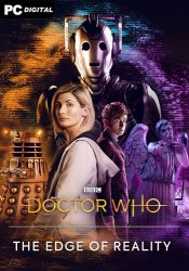 Doctor Who: The Edge of Reality (2021) PC | Лицензия
